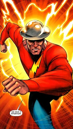 Flash Jay Garrick 0051