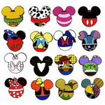 Disneycharacterpins