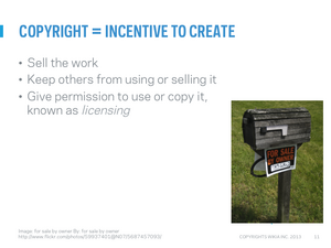 Copyright webinar Slide12