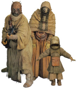 Tusken family FF42