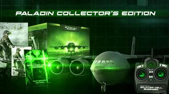 Splinter Cell Blacklist Collector's Edition Revealed