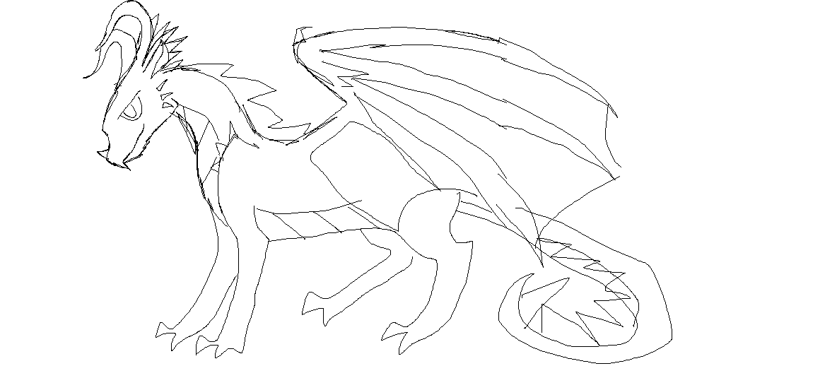 Coloring pages beautiful dragon wings of fire and kiopad for Wings of fire coloring page