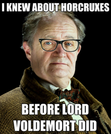 Hipster Slughorn