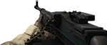 BFBC2 Type 88 LMG Static