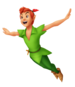 Peter Pan in Kingdom Hearts