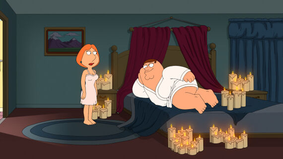 Family Guy Season 11 Episode 12 Valentine's Day in Quahog