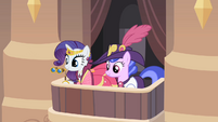 Rarity using binoculars S2E9