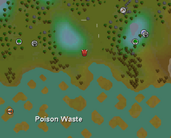 Demon Flash Mob Poison Waste