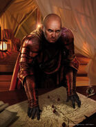 Tywin Lannister by Magali Villeneuve, Fantasy Flight Games