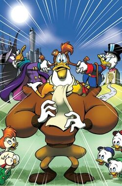 Darkwing duck e ducktales