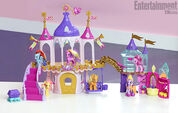Crystal Empire Princess Coronation Set