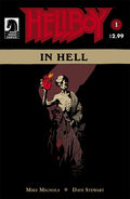 Hellboy in Hell 1reprint