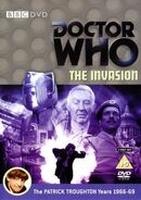 The Invasion DVD Cover
