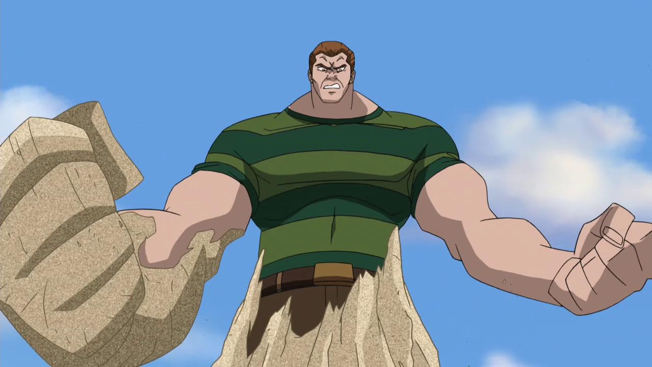 Sandman - Ultimate Spider-Man Animated Series Wiki
