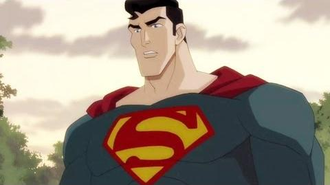 DC's SUPERMAN UNBOUND Trailer - Nerdist EXCLUSIVE