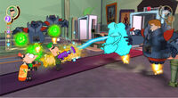 Across the Second Dimension Wii screenshot 2