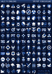 Foreground Emblem Chart
