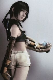 Yuffie 2007 version