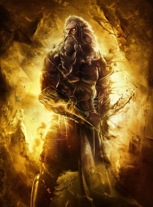 Gods - God of W...