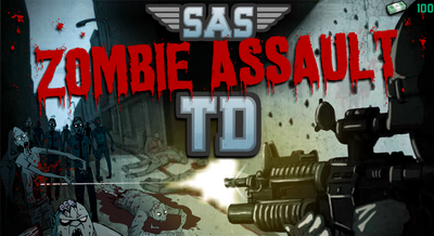 SAS Zombie Assault Banner