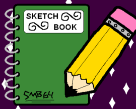 SMB64-sketchbookdrawingimagething