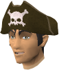 Pirate's hat chathead
