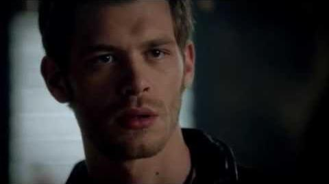 Vampire Diaries 3x14 Klaus and Esther