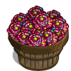 Butterfly Rose Bushel-icon