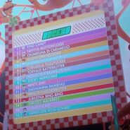 List of Sugar Rush Racers