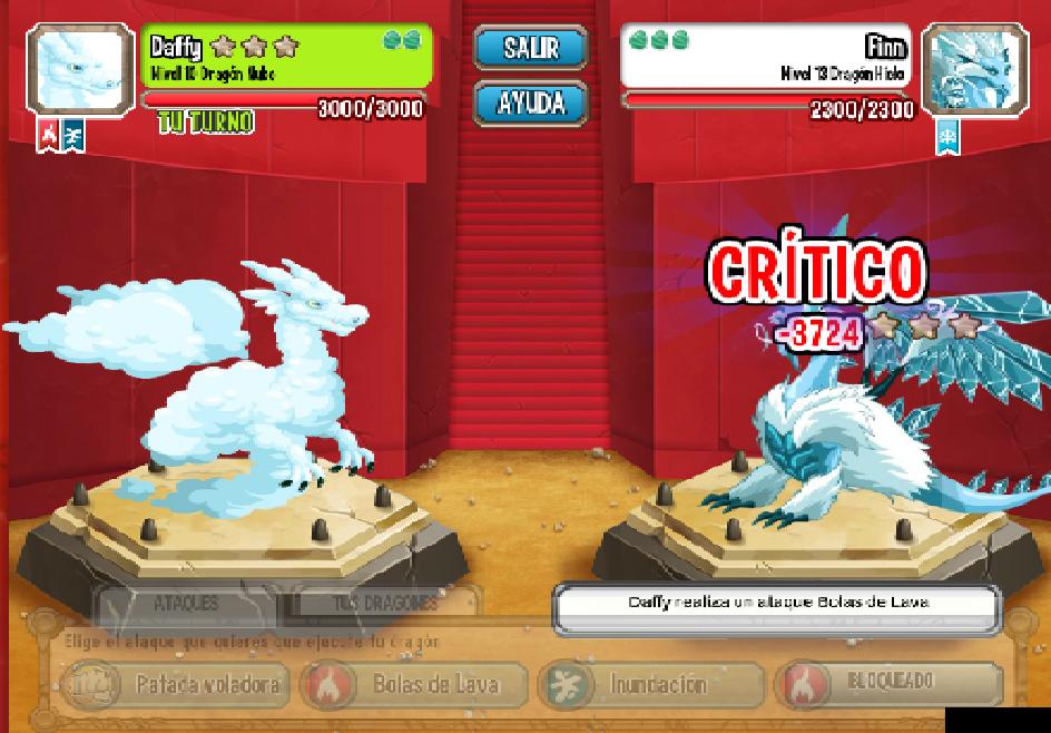 Combate de Dragones - Wiki Dragon City