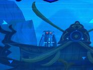 Clockwerk cameo in sly 4