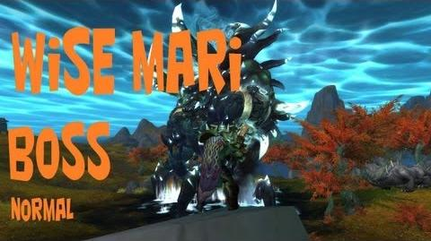 Mist of Pandaria Bosses Wise Mari in Temple of the Jade Serpent Normal. DK Tank POV