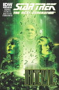Hive issue 4 cover A