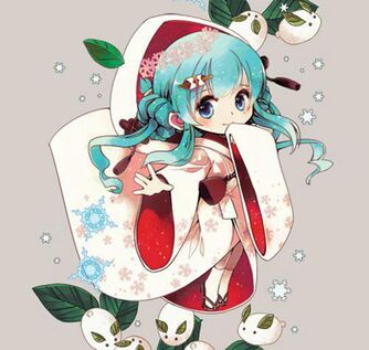 Yuki Miku por GOOD SMILE COMPANY