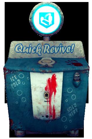Quick Revive - ... Juggernog Soda Label
