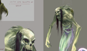 Aberrant spectre concept art