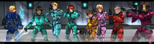 RVB Final Battle