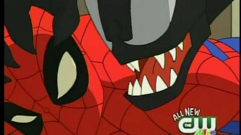 Spectacular Spider-Man- I am Venom