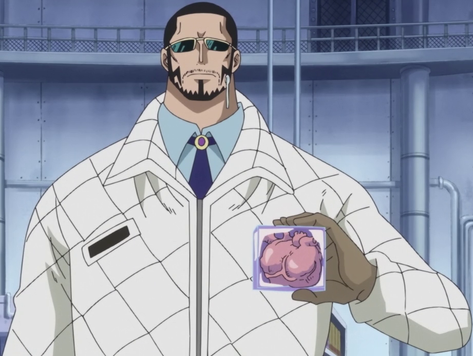 Vergo With Law&#39;s Heart