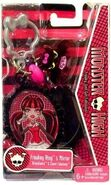Freakey Ring - Draculaura box stockphoto