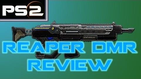 Planetside 2 - New Conglomerate Reaper DMR Review - Mr. G4F