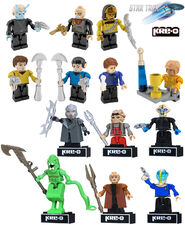 Hasbro Kre-O Star Trek Alien Kreons