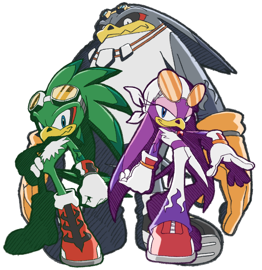 Babylon Rogues - Sonic News Network, the Sonic Wiki