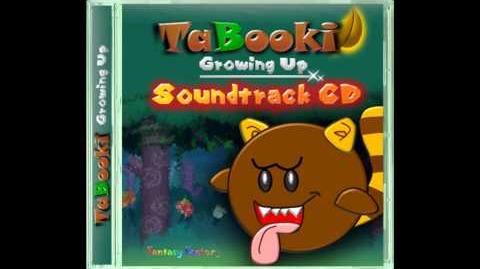 TaBooki Growing Up Soundtrack- Final Boss (Phase 1)
