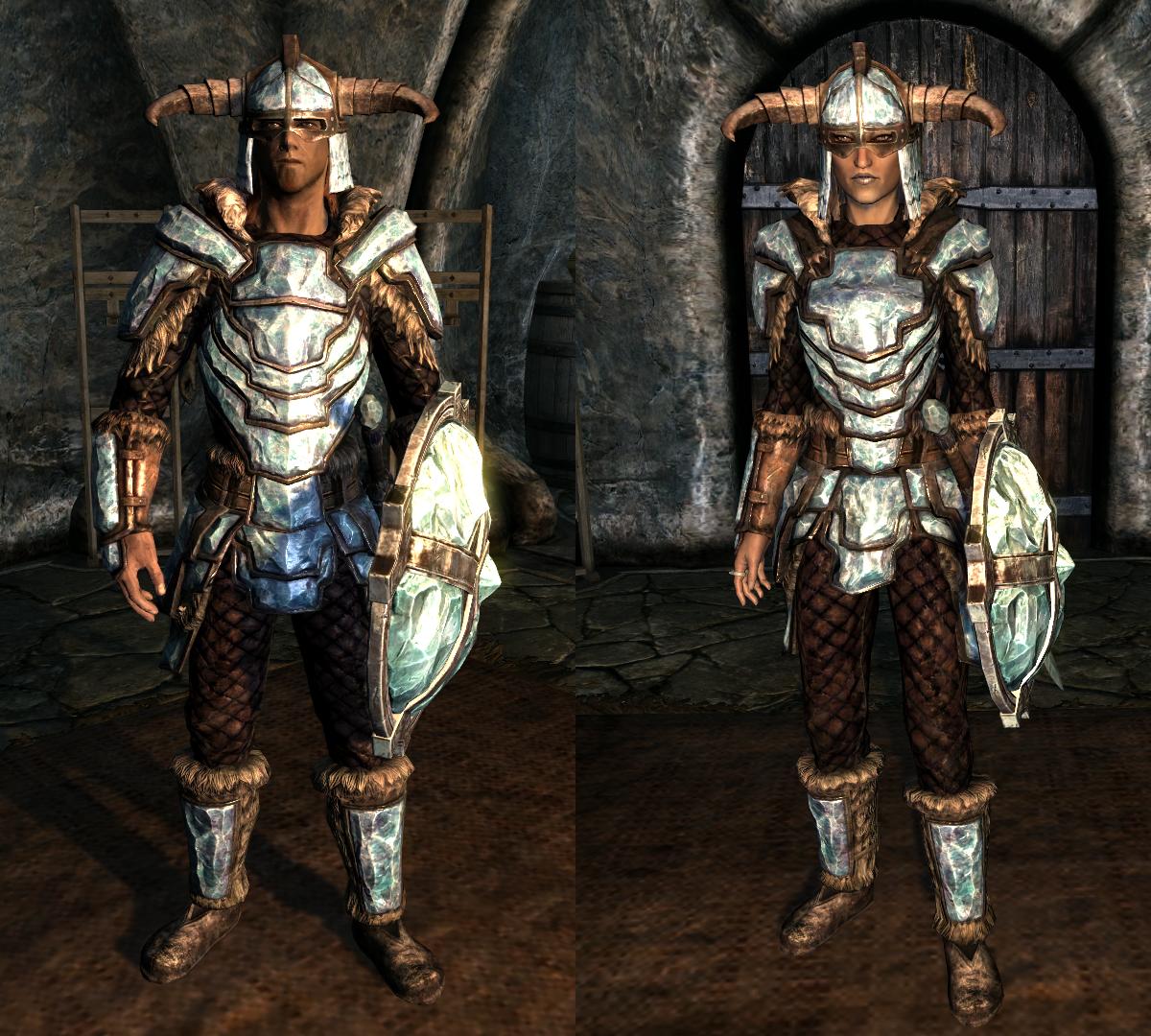 Stalhrim Armor - The Elder Scrolls Wiki