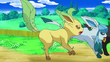 EP764 Leafeon, Glaceon y Umbreon de Virgil