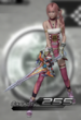 Serah Raging Arc
