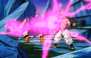 Earth Reborn - Kid Buu Vanishing Beam