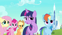 Twilight aren&#39;t you S3E12
