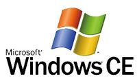 Windows CE standarized logo